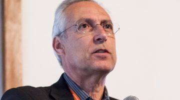 Manuel Andrade, CEO da Padtec, durante o Encontro Provedores Regionais Campinas