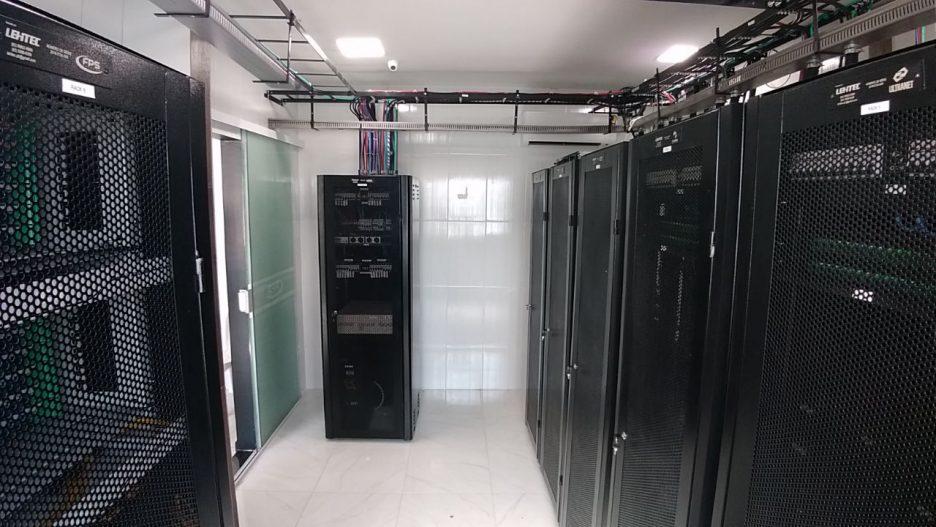 Data center da FPS